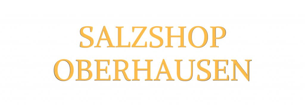 Logo des Onlineshops Salzshop Oberhausen